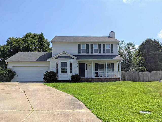 906 Greendale Court, Apex, NC 27502 (MLS #2407116) :: The Oceanaire Realty