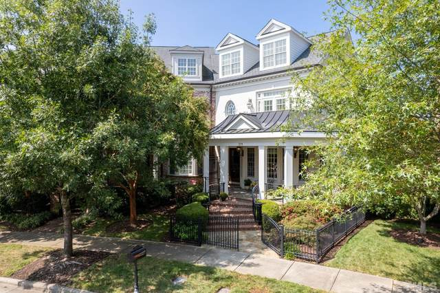 311 Circle Park Place, Chapel Hill, NC 27517 (#2407128) :: Bright Ideas Realty