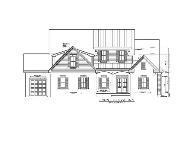 717 Cabin Creek, Pittsboro, NC 27312 (#2407139) :: Dogwood Properties