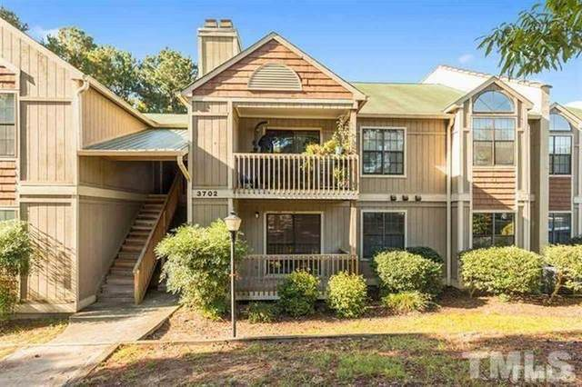 3702 Chimney Ridge Place #107, Durham, NC 27713 (#2407148) :: Southern Realty Group