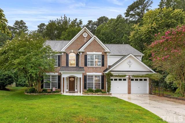 2816 Kentshire Place, Apex, NC 27523 (#2407175) :: Triangle Just Listed