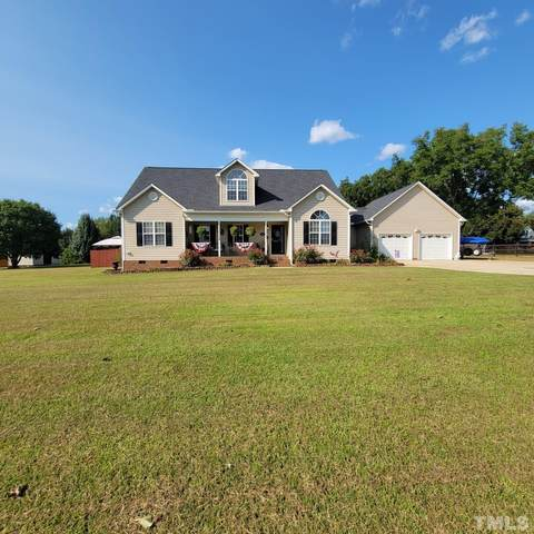 2170 Mount Pleasant Road, Willow Spring(s), NC 27592 (MLS #2407177) :: The Oceanaire Realty