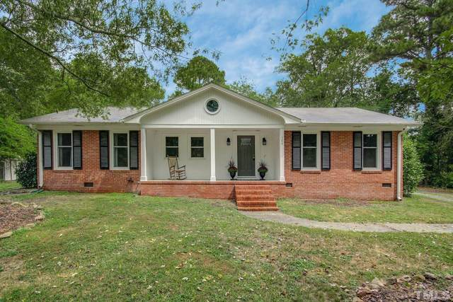 106 Bennington Drive, Chapel Hill, NC 27516 (#2407191) :: The Beth Hines Team
