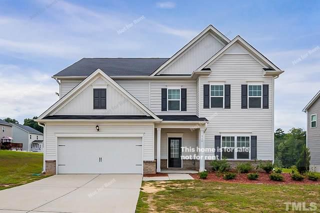 119 Deer Knoll Lane, Clayton, NC 27527 (#2407212) :: Raleigh Cary Realty