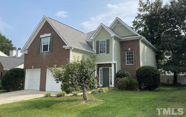 5408 Alafia Court, Raleigh, NC 27616 (#2407232) :: The Blackwell Group