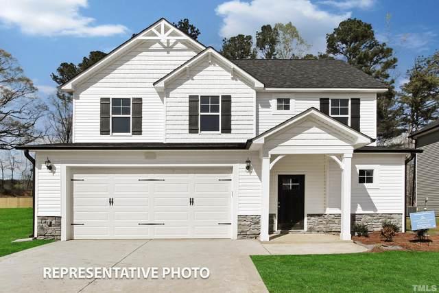 117 Greenview Street, Clayton, NC 27520 (#2407275) :: Scott Korbin Team