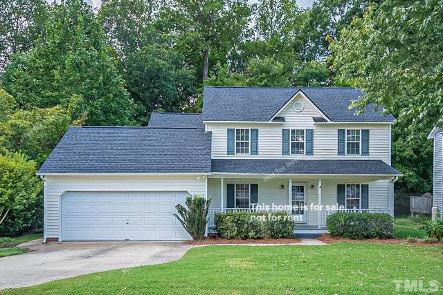 304 Walbury Drive, Knightdale, NC 27545 (#2407281) :: Marti Hampton Team brokered by eXp Realty