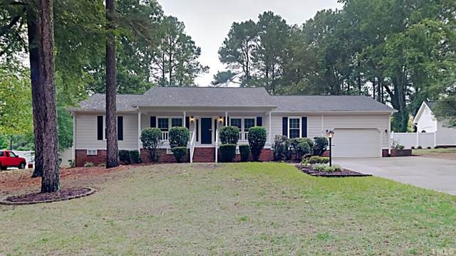 433 Petty Road, Sanford, NC 27330 (#2407283) :: Southern Realty Group