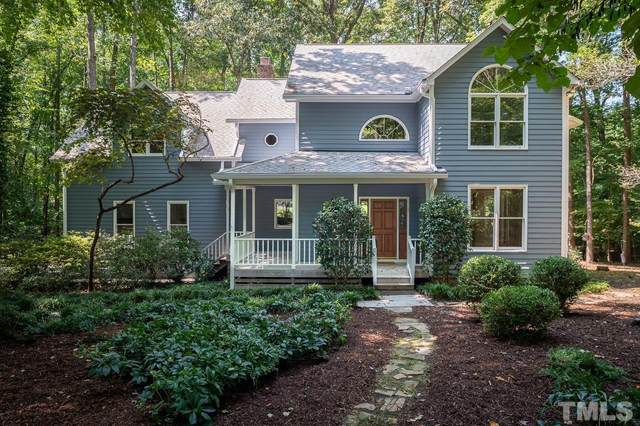 9404 Laurel Springs Drive, Chapel Hill, NC 27516 (#2407288) :: Triangle Just Listed