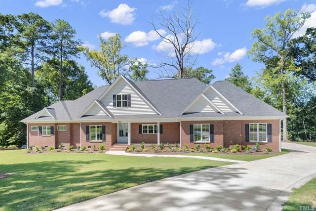 167 Brandon Drive, Lillington, NC 27546 (#2407290) :: Southern Realty Group