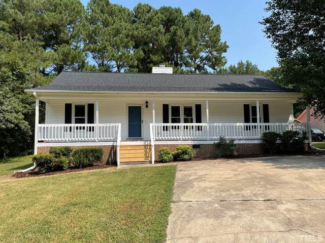 107 Leighton Place, Knightdale, NC 27545 (#2407298) :: Marti Hampton Team brokered by eXp Realty
