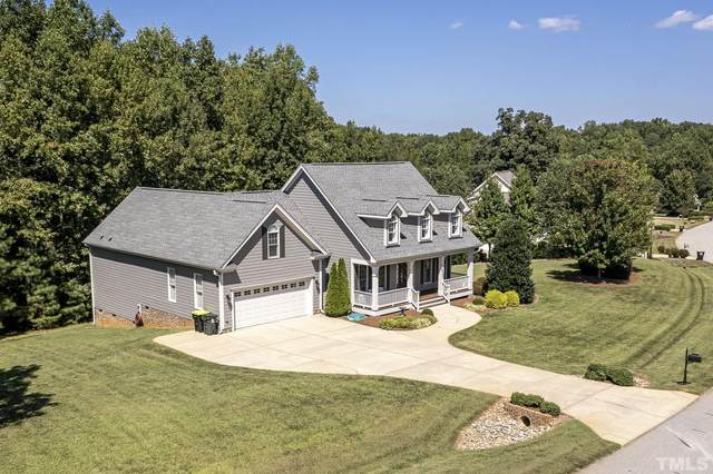 6725 Fawn Hoof Trail, Holly Springs, NC 27540 (#2407299) :: RE/MAX Real Estate Service