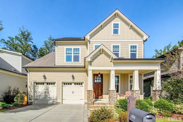 434 N Serenity Hill Circle, Chapel Hill, NC 27516 (#2407314) :: The Perry Group