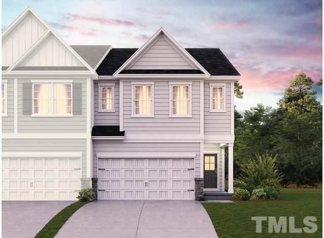 6806 Doddridge Lane #44, Cary, NC 27519 (#2407318) :: RE/MAX Real Estate Service