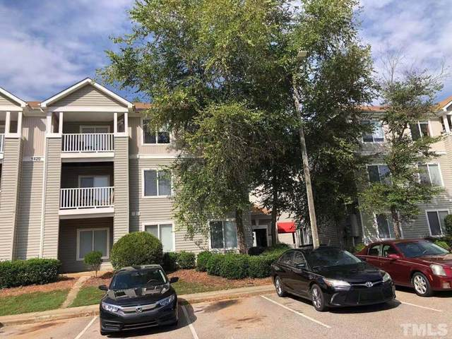 1420 Collegiate Circle #204, Raleigh, NC 27606 (#2407352) :: Bright Ideas Realty