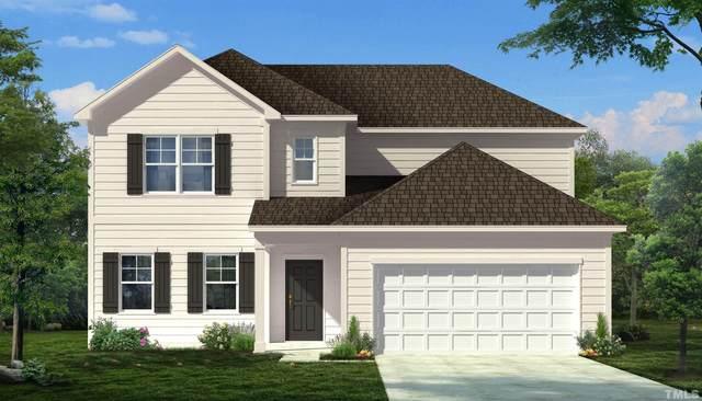 67 Aylebury Ridge #20, Zebulon, NC 27597 (#2407357) :: Raleigh Cary Realty