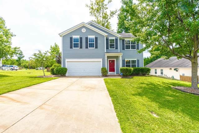 614 Yorkshire Drive, Clayton, NC 27520 (#2407358) :: Southern Realty Group