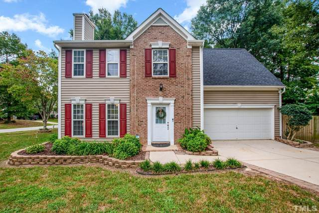 101 Falmouth Court, Clayton, NC 27527 (#2407385) :: Raleigh Cary Realty
