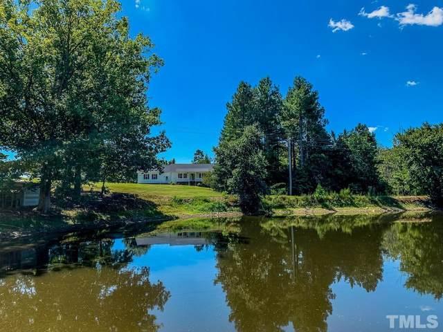 475 Jim Moore Road, Timberlake, NC 27583 (#2407391) :: RE/MAX Real Estate Service