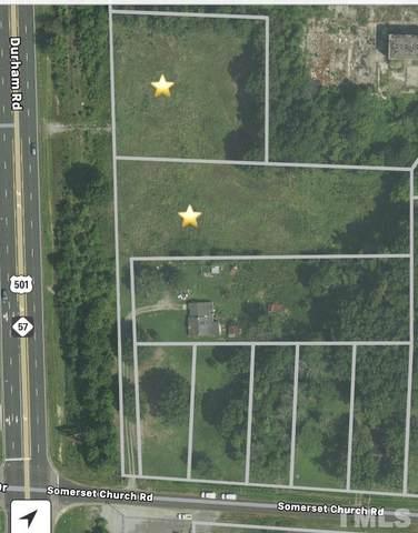 Durham Road, Roxboro, NC  (#2407399) :: RE/MAX Real Estate Service