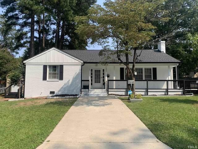 306 W Belle Street, Henderson, NC 27563 (#2407457) :: Dogwood Properties