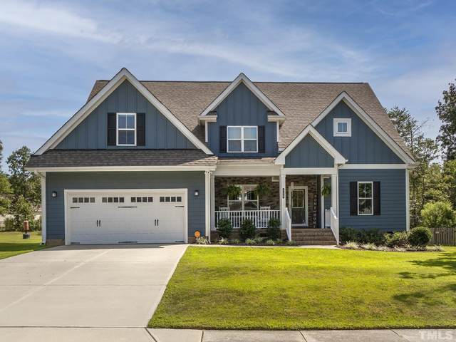 506 Everglades Drive, Mebane, NC 27302 (#2407459) :: Southern Realty Group
