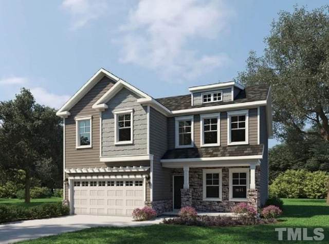 413 Porterfield Drive #34, Youngsville, NC 27596 (#2407501) :: RE/MAX Real Estate Service