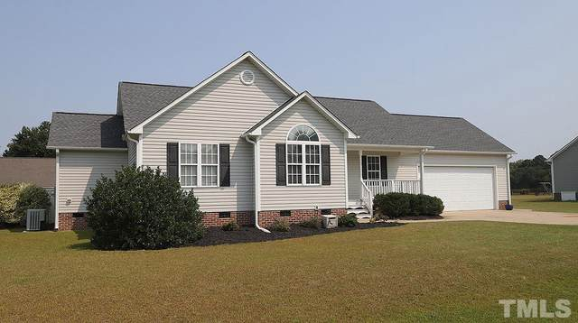 55 Bridle Drive, Angier, NC 27501 (#2407515) :: Raleigh Cary Realty