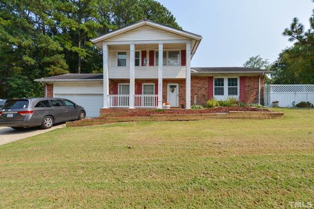 2213 Sanderford Road, Raleigh, NC 27610 (#2407527) :: The Blackwell Group