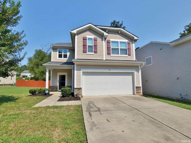 22 White Spruce Court, Durham, NC 27703 (#2407530) :: RE/MAX Real Estate Service