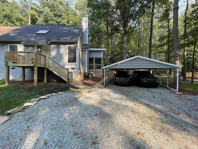 110 Hidden Valley Drive, Chapel Hill, NC 27516 (#2407534) :: The Blackwell Group