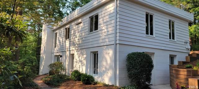 614 Caswell Road, Chapel Hill, NC 27514 (#2407540) :: Dogwood Properties
