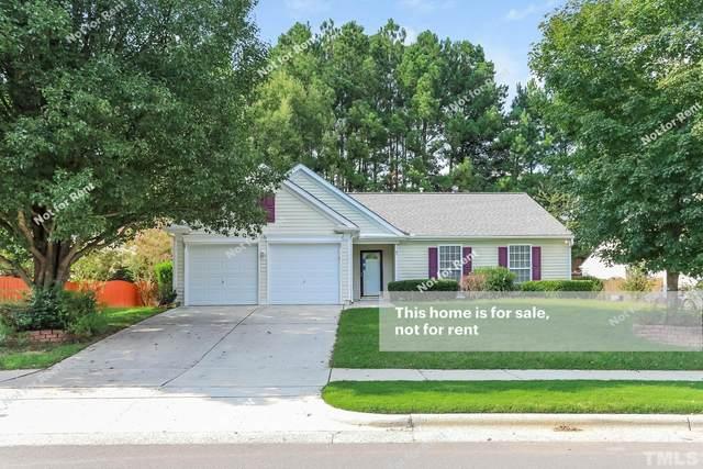 201 Kinship Lane, Apex, NC 27502 (#2407548) :: RE/MAX Real Estate Service