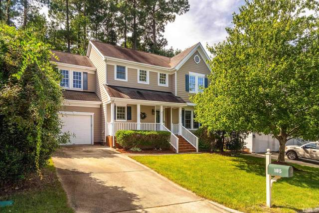 105 Union Mills Way, Cary, NC 27519 (#2407550) :: The Blackwell Group