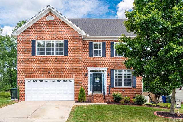 2022 Summer Shire Way, Raleigh, NC 27604 (#2407552) :: The Jim Allen Group