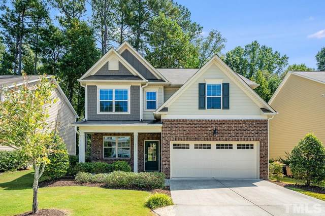 2033 Longmont Drive, Wake Forest, NC 27587 (#2407578) :: The Helbert Team