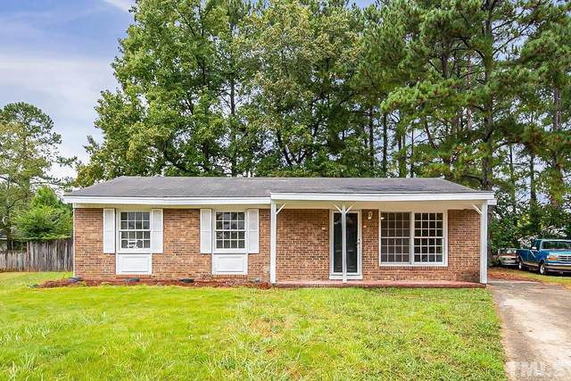 3004 Gumtree Court, Raleigh, NC 27610 (#2407583) :: The Beth Hines Team