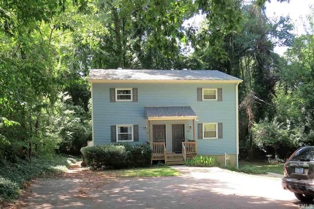 1220 Gorman Street 1220,1222,1224, Raleigh, NC 27606 (#2407590) :: Marti Hampton Team brokered by eXp Realty