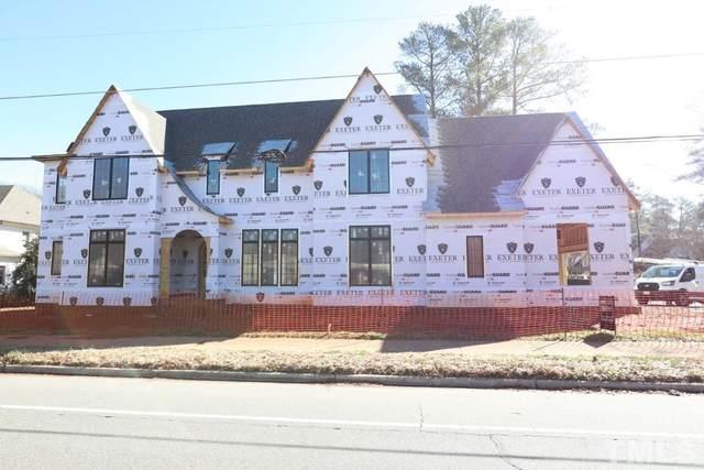 3510 Churchill Road, Raleigh, NC 27607 (#2407598) :: Dogwood Properties