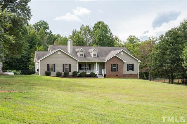 7553 Sam Hall Road, Oxford, NC 27565 (MLS #2407615) :: The Oceanaire Realty