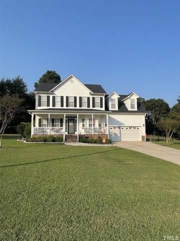 239 Chaney Drive, Garner, NC 27529 (#2407647) :: The Jim Allen Group