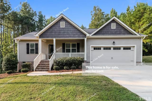 168 Talford Drive, Wendell, NC 27591 (#2407648) :: Choice Residential Real Estate
