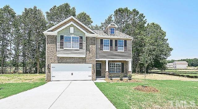 537 Little Rock Court, Carthage, NC 28327 (MLS #2407655) :: On Point Realty