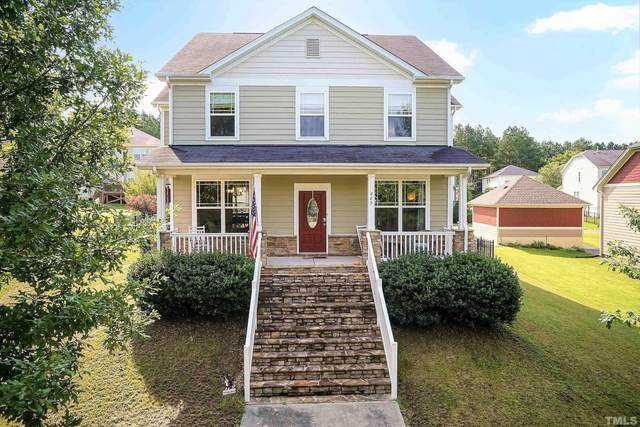 225 Austin View Boulevard, Wake Forest, NC 27587 (MLS #2407666) :: On Point Realty