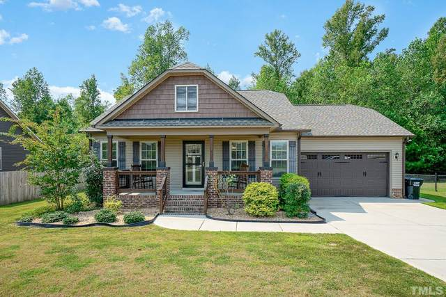 131 Westchase Drive, Clayton, NC 27527 (#2407668) :: The Jim Allen Group