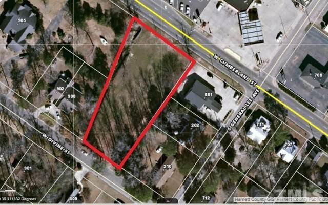 W Cumberland Street, Dunn, NC  (#2407669) :: Triangle Top Choice Realty, LLC