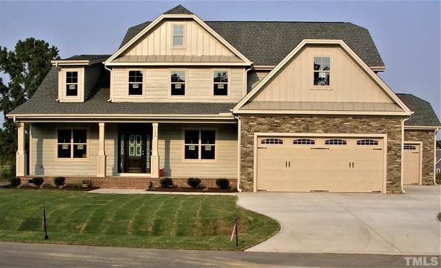 128 Vinson Park Drive #3, Clayton, NC 27527 (#2407672) :: The Beth Hines Team