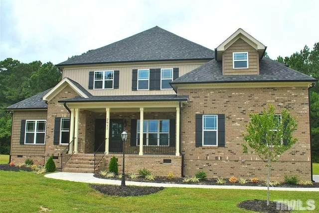 2917 Maple Pointe Drive, Wendell, NC 27591 (#2407680) :: Dogwood Properties