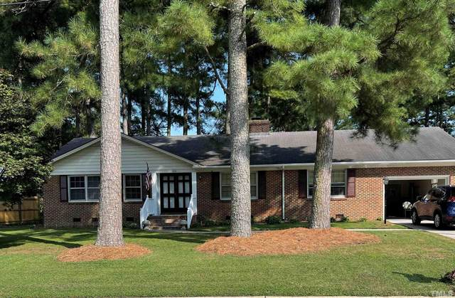 1816 Hermitage Road, Wilson, NC 27893 (#2407684) :: Triangle Just Listed