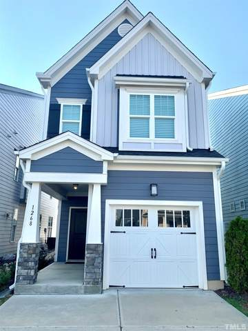 1268 Brown Velvet Lane, Apex, NC 27523 (#2407699) :: RE/MAX Real Estate Service